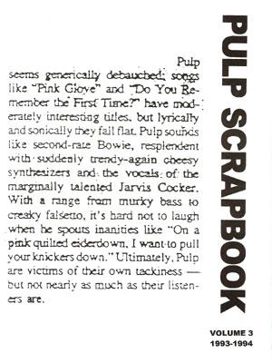 Pulp Scrapbook 3