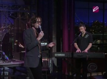 Late Show With David Letterman (CBS)